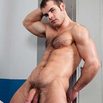 Ripped Hairy Guy   Daily Dudes @ Dude Dump