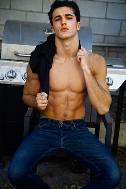 Ripped Model Raphael Diogo Is Going To Be Big   Daily Dudes @ Dude Dump