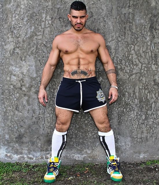 Ripped Muscle Men For Nasty Pig | Daily Dudes @ Dude Dump