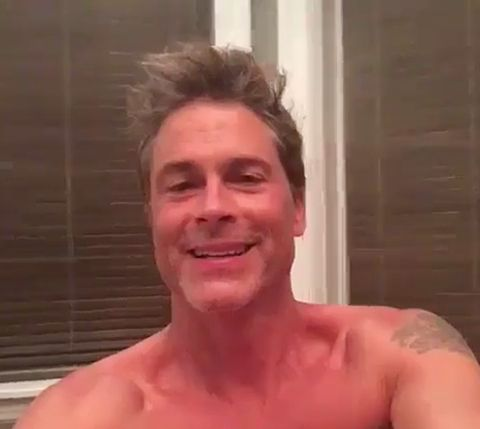 Rob Lowe Performance of 'The Sound of Music' f | Daily Dudes @ Dude Dump