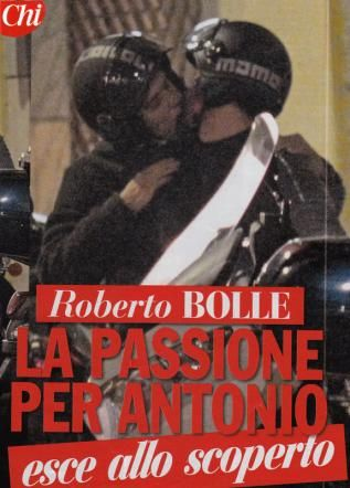 Roberto Bolle is gay: caught by italian press!   Daily Dudes @ Dude Dump