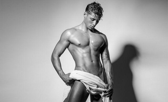Robin By Paul Van Der Linde  – Men In Underwear | Daily Dudes @ Dude Dump
