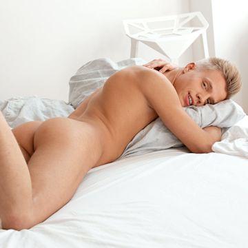 Robin Rieff's nude photo shoot   Daily Dudes @ Dude Dump
