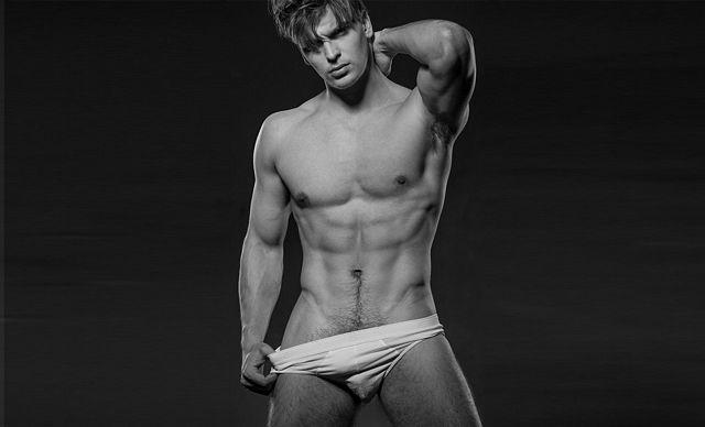 Ronny By Paul van der Linde  – Men In Underwear | Daily Dudes @ Dude Dump