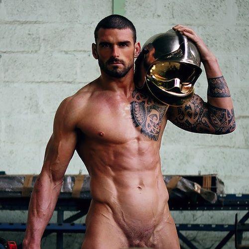 Rugby Stud Stuart Reardon Naked | Daily Dudes @ Dude Dump