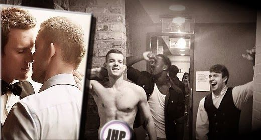 Russell Tovey | Daily Dudes @ Dude Dump