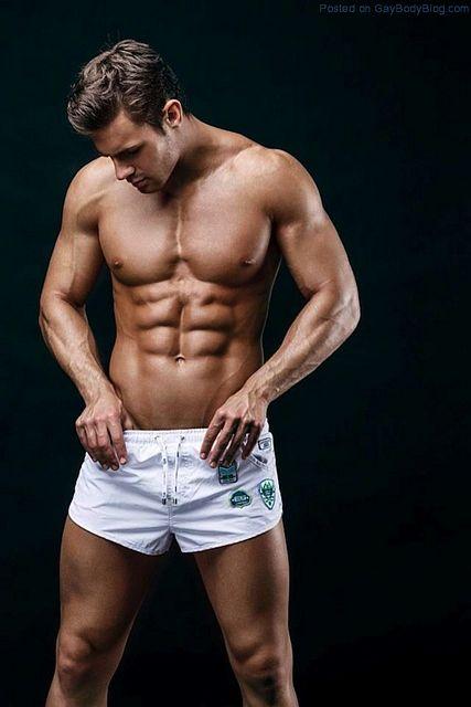 Russian Hunk Kirill Dowidoff   Gay Body Blog   Daily Dudes @ Dude Dump