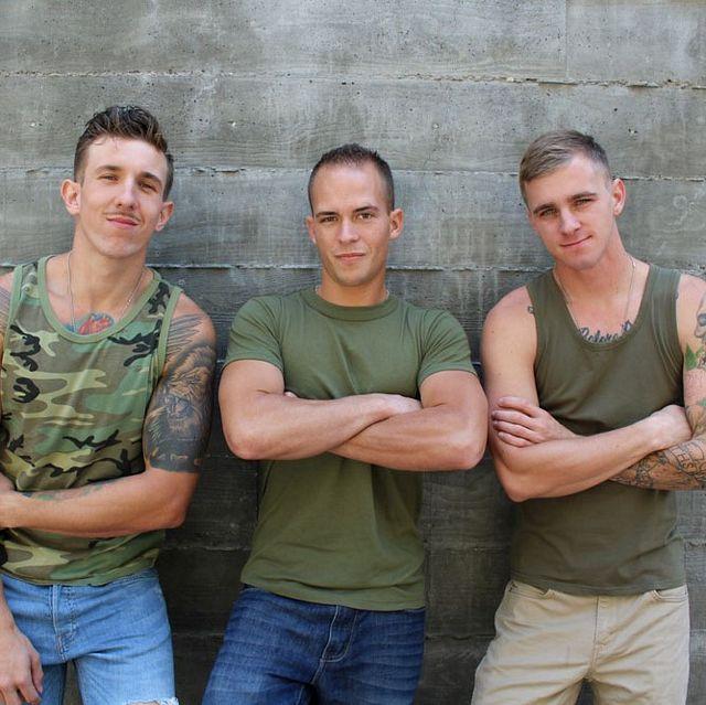 Ryan, Richard and Max | Daily Dudes @ Dude Dump