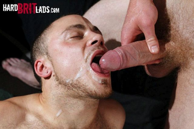 Sam Bishop pounded by big dick str8 lad! | Daily Dudes @ Dude Dump