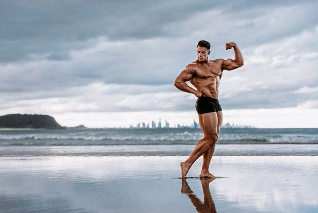 Scottish Muscle Competitor   Daily Dudes @ Dude Dump