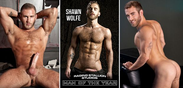 Sean Wolfe Named Raging Stallion Man of the Year | Daily Dudes @ Dude Dump