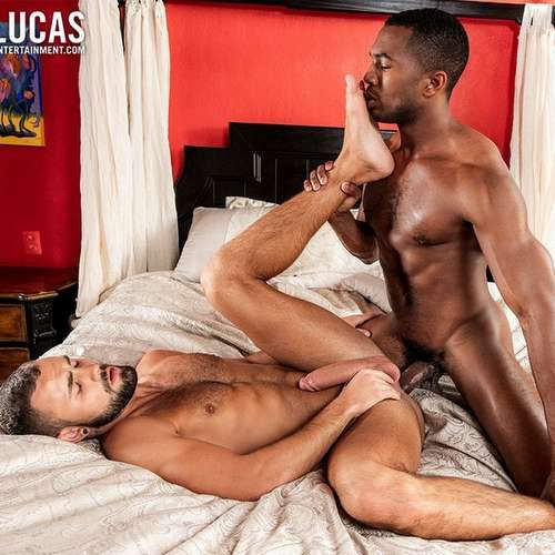 Sean Xavier and Jeffrey Lloyd Flip Fuck Raw | Daily Dudes @ Dude Dump