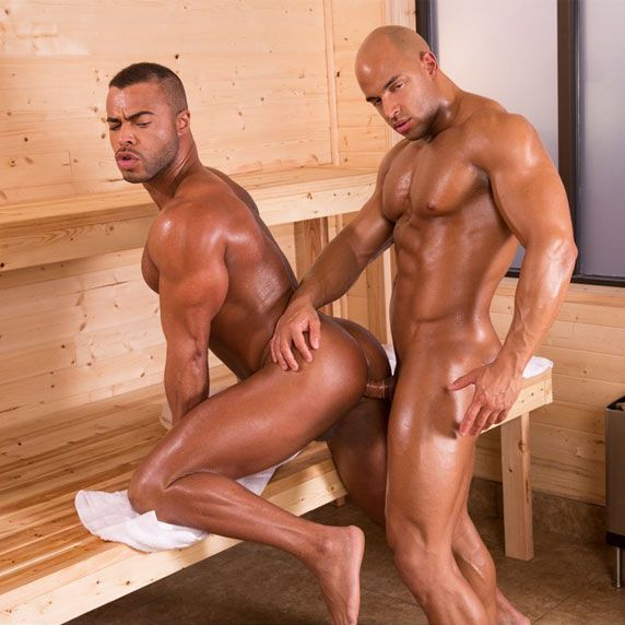 Sean Zevran and Micah Brandt fuck | Daily Dudes @ Dude Dump