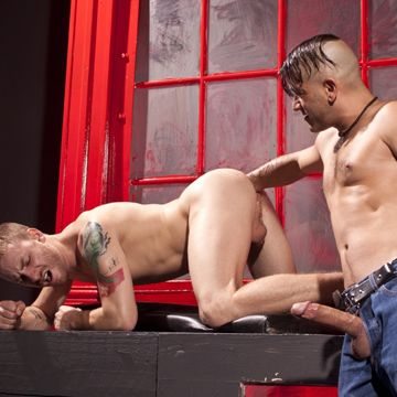 Sebastian Keys and Tony Buff- Hardcore gay fisting | Daily Dudes @ Dude Dump