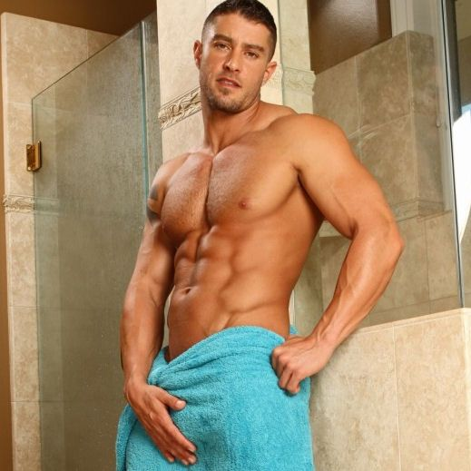 Secret Shower — Cody Cummings | Daily Dudes @ Dude Dump