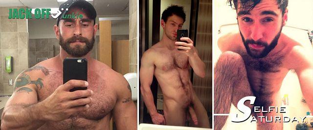 Selfie Saturday – Hairy Men Selfies | Daily Dudes @ Dude Dump
