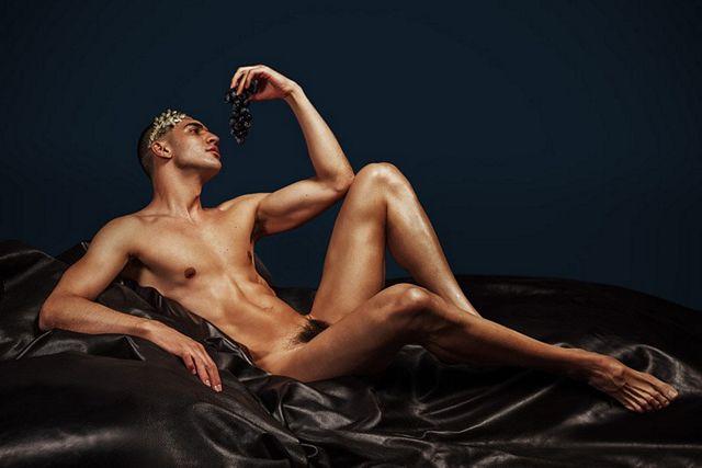 Sergei Adonis By Courtney Charles – MiUPhotoblog | Daily Dudes @ Dude Dump