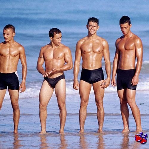 Sexier in Speedos   Daily Dudes @ Dude Dump