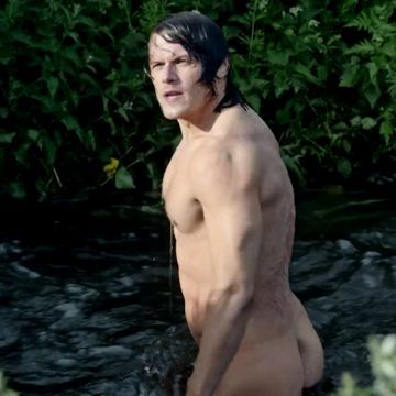 Sexiest Time Traveling Nudity Ever! | Daily Dudes @ Dude Dump