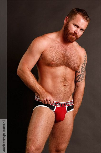 Sexy Bear Zack Acland Presents Nasty Pig Knockout | Daily Dudes @ Dude Dump