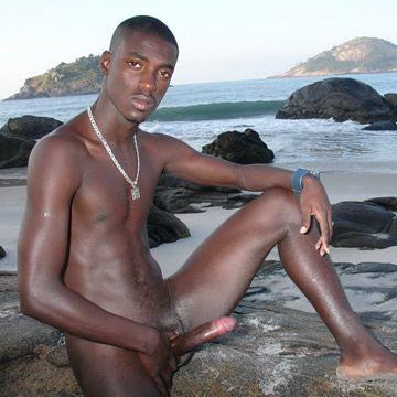 Sexy Black Guy Alessandro | Daily Dudes @ Dude Dump