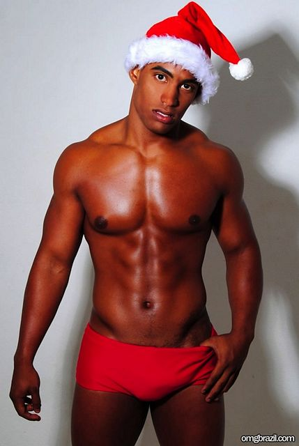Sexy Christmas Jocks Showing Off | Daily Dudes @ Dude Dump