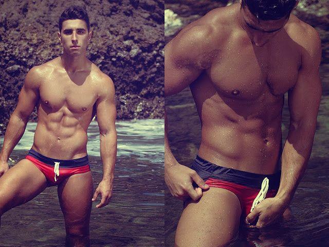 Sexy Daniel Gonzalez by Adrian C. Martin | Daily Dudes @ Dude Dump