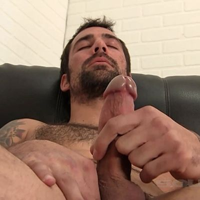 Sexy Hairy Straight Cop Jared Busts a Nut | Daily Dudes @ Dude Dump