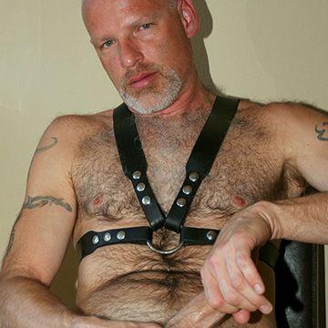 Sexy Hairy Top Man | Daily Dudes @ Dude Dump