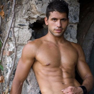 Sexy Salvatore Gorini showing his meat   Daily Dudes @ Dude Dump