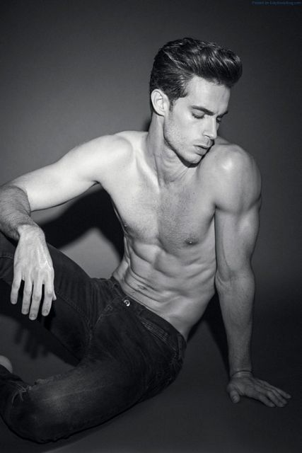 Sexy Spaniard Eiande Setoain | Daily Dudes @ Dude Dump