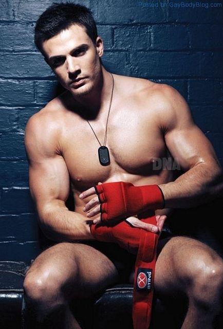 Sexy Sportsmen Phil Fusco And Aaron Matthias | Daily Dudes @ Dude Dump