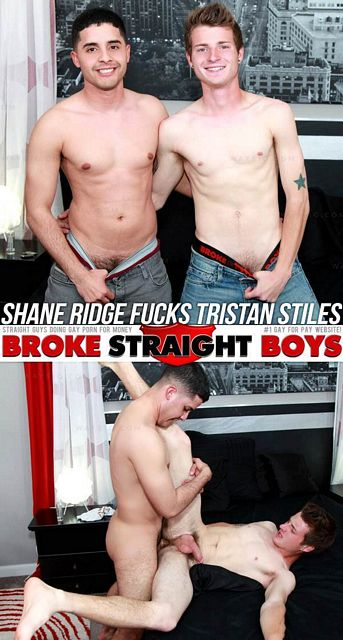 Shane Ridge Fucks Tristan Stiles | Daily Dudes @ Dude Dump
