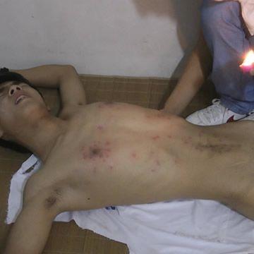 Slave Boy Hot Wax   Daily Dudes @ Dude Dump