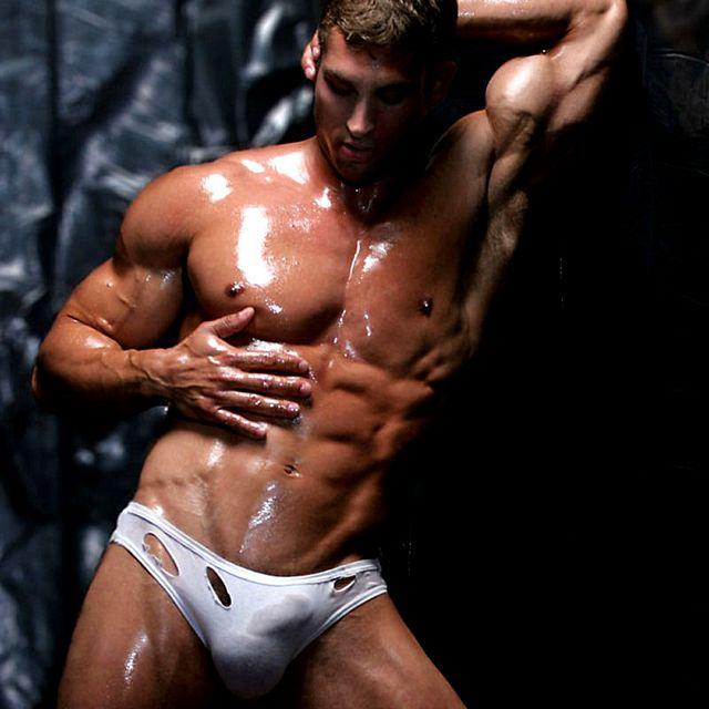 Slippery when wet flesh | Daily Dudes @ Dude Dump