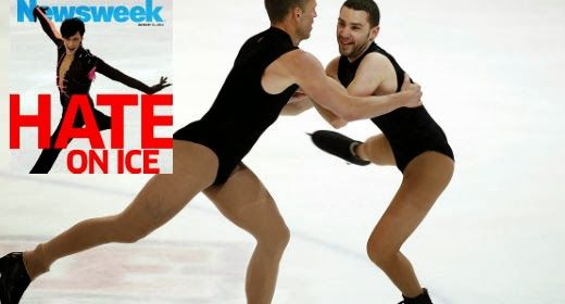 Sochi 2014: skaters on ice! | Daily Dudes @ Dude Dump