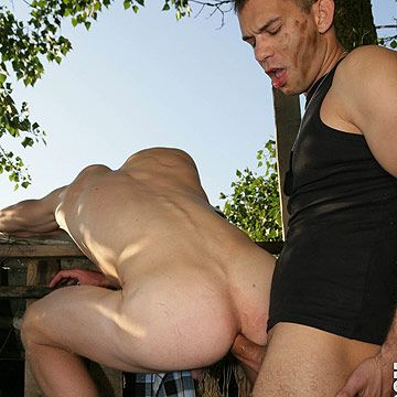 Soldier Fucks Hot Boy Raw | Daily Dudes @ Dude Dump