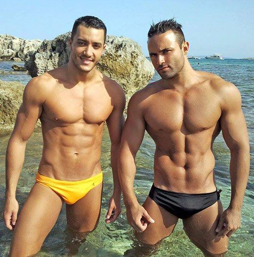 Speedo Couples | Daily Dudes @ Dude Dump