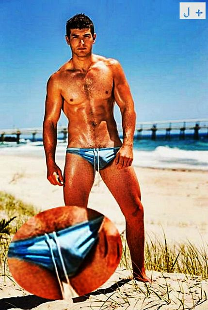 Speedo: it's blue time! | Daily Dudes @ Dude Dump