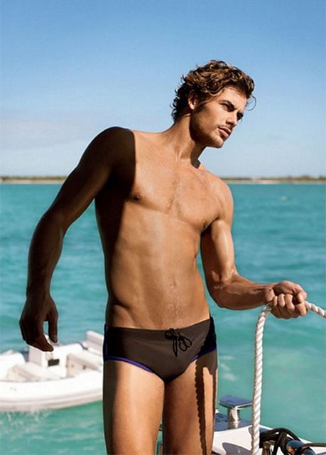 Speedos, Boats and Beautiful Bodies | Daily Dudes @ Dude Dump