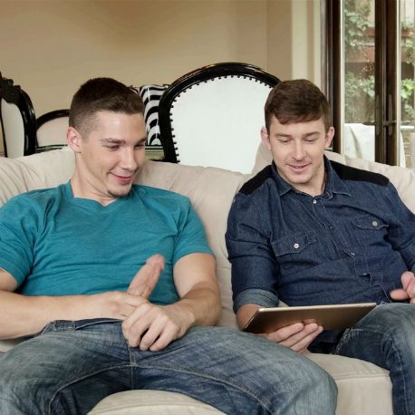 "Spencer Laval & Nathan Styles in ""Buddies Bustin 