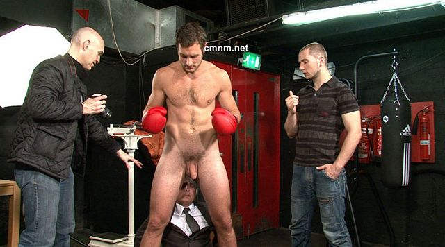 Straight boxer full exposed and humiliated | Daily Dudes @ Dude Dump