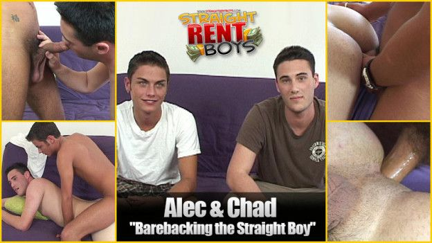 Straight Rent Boys – Alec & Chad | Daily Dudes @ Dude Dump