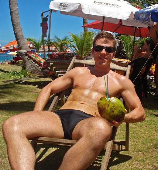 Summer Speedo Vacation | Daily Dudes @ Dude Dump