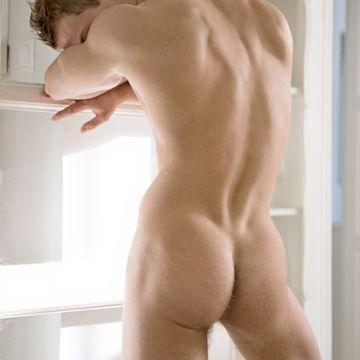 Sweet-assed muscle twink Orri Aasen   Daily Dudes @ Dude Dump