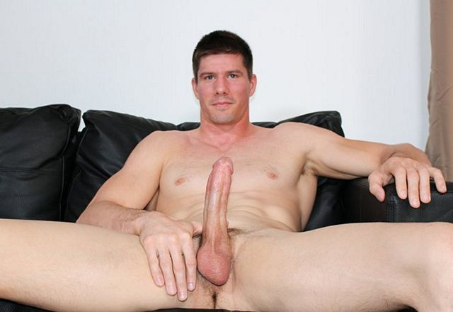 Tall and muscular Jake Bane solo | Daily Dudes @ Dude Dump