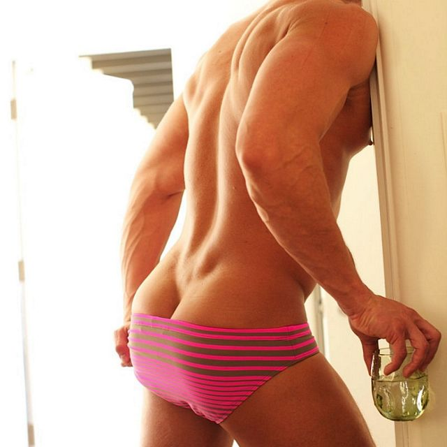Terry Miller's bulge & butt | Daily Dudes @ Dude Dump