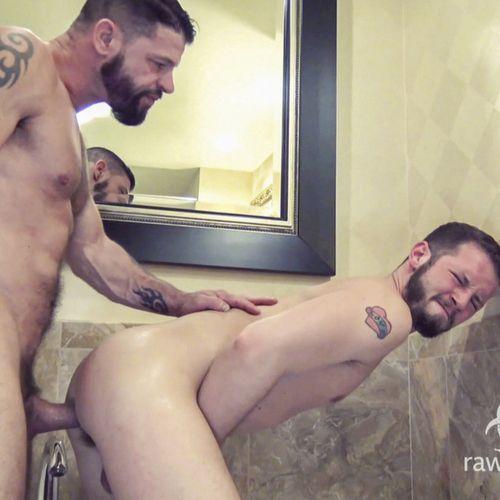 Tex Davidson Breeds Asher Devin in Cum Dump Hotel   Daily Dudes @ Dude Dump