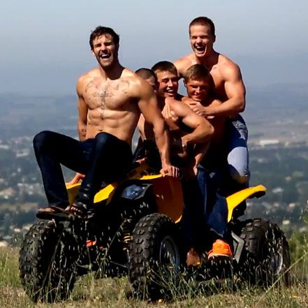 The boys of Summer suck and fuck | Daily Dudes @ Dude Dump