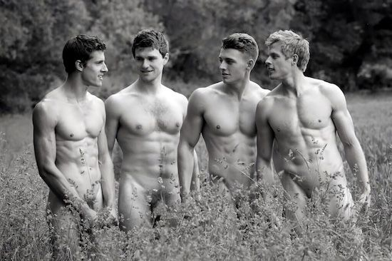 The Naked Guys Of The University Of Warwick Rowing | Daily Dudes @ Dude Dump